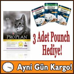 PRO PLAN Light Turkey&Rice Kedi Mamas� 3 kg
