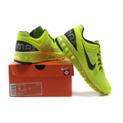Nike Air Max 2013 Yellow Bay Spor Ayakkab�