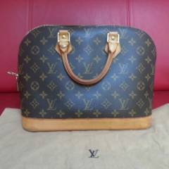 Louis Vuitton Monogram Alma Model �anta