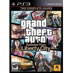 GTA IV: Liberty City PS3 Pal