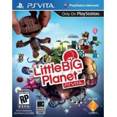 LITTLE BIG PLANET PS V�TA OYUNU �CRETS�Z  KARGO