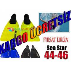 Palet Sea Star Y�z�c� Paleti �antal� 44-46 No