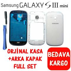 SAMSUNG GALAXY S3 M�N� KAPAK FULL KASA SET �8190