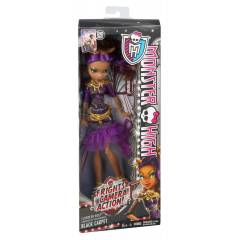 Monster high bebekler clawdeen wolf Hauntlywood