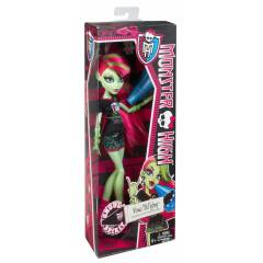 Monster high bebekler venus flytrap ghoul spirit