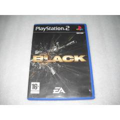 "PlayStation2 Oyun ""BLACK"""