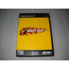 "PlayStation2 Oyun ""CRAZY TAXI"""