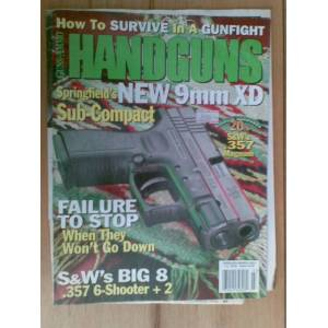 HANDGUNS FAILURE TO STOP SUB-COMPACT