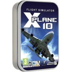 PC MAC X Plane 10 PC X PLANE 10 FLIGHT SIMULATOR
