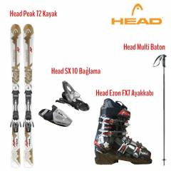 Head Kayak Seti 2