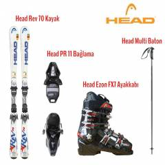 Head Kayak Seti 3