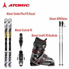 Atomic Kayak Seti 6 (Smoke Plus ETL)