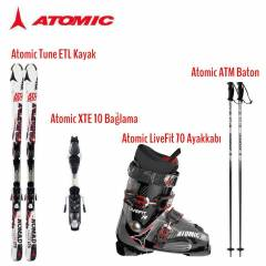 Atomic Kayak Seti 7 (Tune ETL)