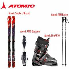 Atomic Kayak Seti 11 (Smoke LT)
