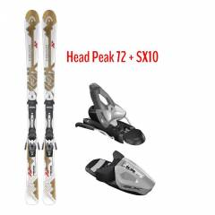 Head Peak 72 Kayak + SX10 Ba�lama