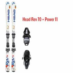 Head Rev 70 Kayak + Power 11 Ba�lama