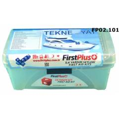 FIRSTPLUS �LK YARDIM �ANTASI - TEKNE VE YAT