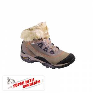 Merrell Snowbound Drift Mid Waterproof Kad�n Kar