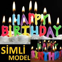 HAPPY BIRTHDAY S�ML� MUM DO�UM G�N� �R�NLER�