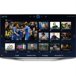 SAMSUNG 55H7000 FullHD 140cm 3D SMART LED TV