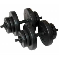 Delta 22 Kg.Dura-Strong Plaka&Bar Set-DS2090