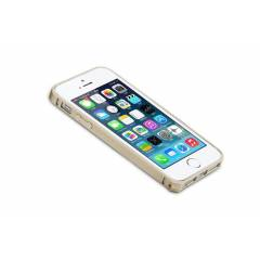 Remax iPhone 5/5s Metal Bumper Koruma Kab� Gold