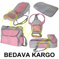 �SO 9001 BELGEL� 5 L� SET-6 RENK SE�ENE�� �LE