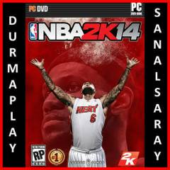 NBA 2K14 PC STEAM G�FT CD KEY EU