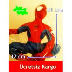 Spiderman Pelu�   51cm   spider-man �r�mcek adam