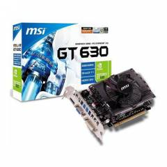 MSI 2 GB N630GT-MD2GD3 DDR3 128B VGA HDMI DVI