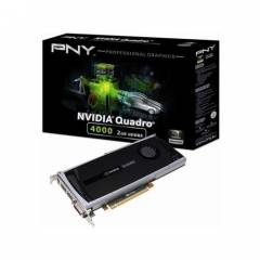 PNY 2 GB QUADRO 4000 256B DDR5 PC�EX EKRAN
