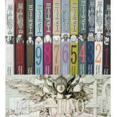 DEATH NOTE-12 K�TAPTAN OLU�AN MANGA SET�