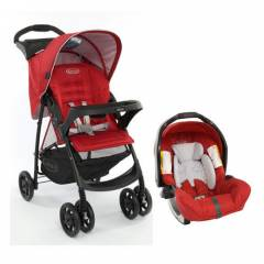 GRACO MIRAGE TRAVEL S�STEM BEBEK ARABASI