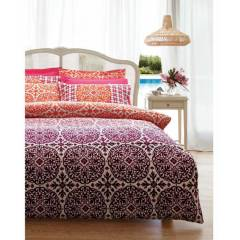 KARACA HOME �.K. �SPANYOL BATTAN�YE BERRY BORDO