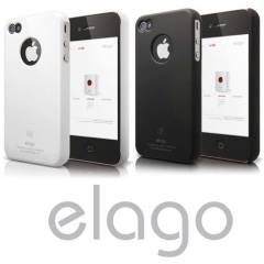 iPhone 4S K�l�f ELAGO Slim Fit iPhone 4S K�l�f