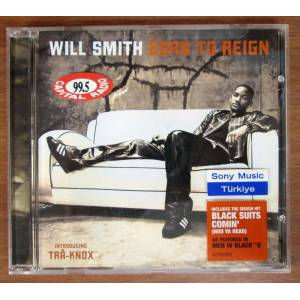WILL SMITH - BORN TO REIGN CD 2.EL