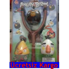 Angry Birds Sapan 3 fig�r oyun seti