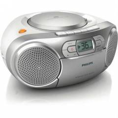Philips AZ127/12 CD+Kaset+Radyo �alar