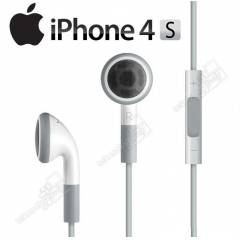 Apple iPhone 4S Kulakl�k Mikrofonlu Kumandal�