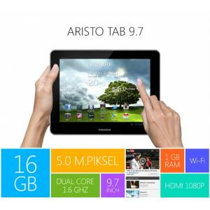 Piranha Aristo Tab 9.7 GPS S�M KART TABLET PC