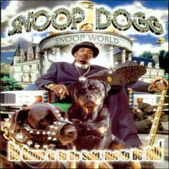 Hiphop Rap Snoop Dogg Da Game Is To Be Sold...