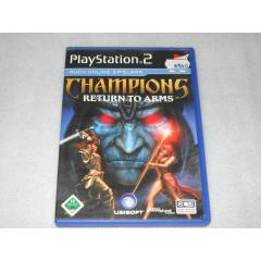 "PlayStation2 Oyun ""CHAMPIONS"""