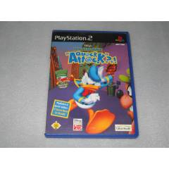 "PlayStation2 Oyun ""DONALD DUCK - QUACK ATTACK"""