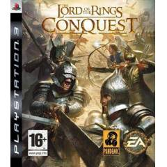 THE LORD OF THE RINGS CONQUEST PS3 �OK F�YATA