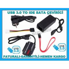 USB 3.0 TO �DE SATA HDD DVD CD �EV�R�C� ADAPT�R