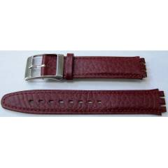 Swatch Kordon Swatch Kay��� 17mm Bordo 007