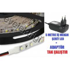 5 MT 3528 �� MEKAN �ER�T LED + ADAPT�R