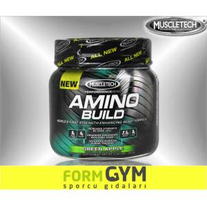 Muscletech Amino Build Performance Series 268 gr