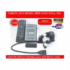 yumatu Minix HD BLACK FULL HD M�N� UYDU ALICI