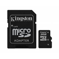 Kingston  32 Gb Micro Sd Card SD4